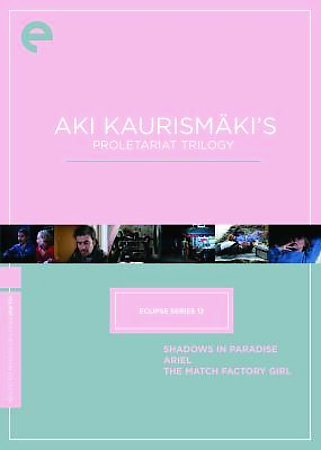 ECLIPSE 12:AKI KAURISMAKI'S PROLETARI BY ECLIPSE (DVD)