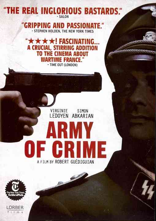 ARMY OF CRIME BY ABKARIAN,SIMON (DVD)